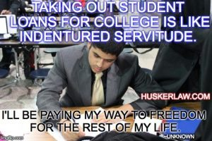 What Happens If I Default On My Student Loans