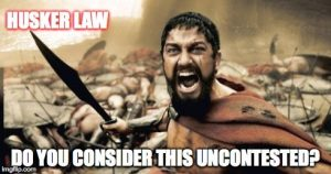 What is an Uncontested Divorce